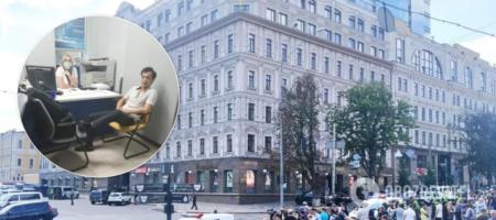 """Захват банка в Киеве в БЦ """"Леонардо"""": террорист задержан, заложница освобождена. Все детали"""