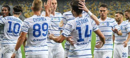 Динамо сыграет с АЗ в третьем раунде квалификации Лиги чемпионов