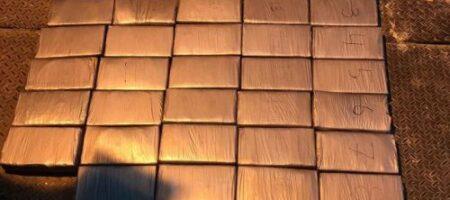 В Одесской области выявили рекордные 56,4 кг кокаина