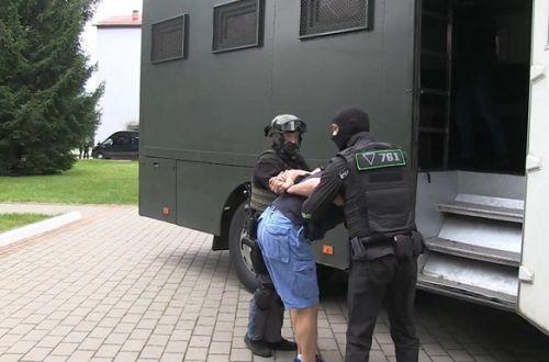 РФ требует освободить задержанных в Минске «вагнеровцев»