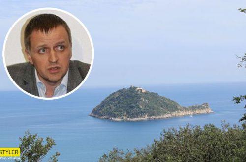 Покупка сыном украинского олигарха острова в Италии: новые подробности