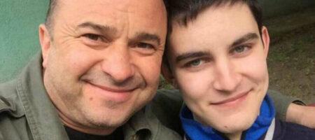"""""""Папа, я тебя люблю"""": Виктор Павлик опубликовал последнее ВИДЕО с сыном"""