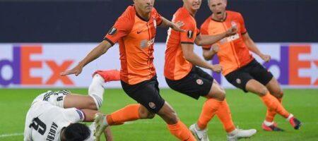Шахтер вышел в полуфинал Лиги Европы уничтожив Базель
