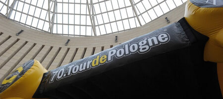 Первый этап Тура Польши завершился масштабной аварией (ВИДЕО)