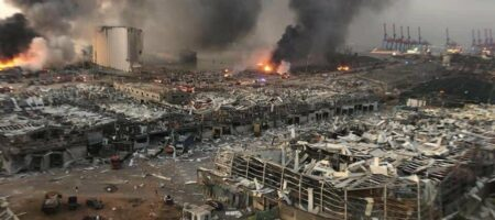 30 погибших и почти 3 тысячи пострадавших. Свежая информация из Бейрута, где прогремел сильнейший взрыв (ВИДЕО)