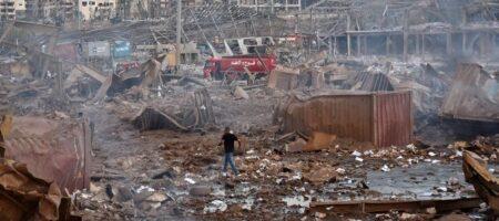Количество пострадавших в Бейруте уже более 5 тысяч - последние новости