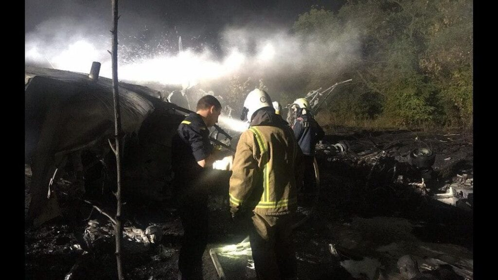 Одного курсанта накануне полета не пустили на самолет, который потерпел крушение в Чугуеве