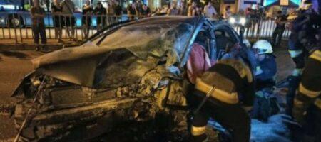 Страшное ДТП в Днепре: трое пострадавших, один из них умер на месте ЧП
