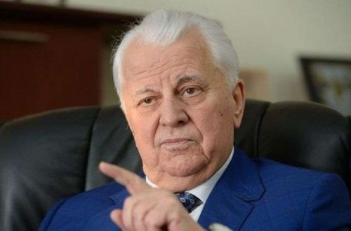 Кравчук объяснил, что означает консенсус с «ДНР»