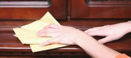 Как при помощи обычного аптечного средства надолго избавиться от пыли