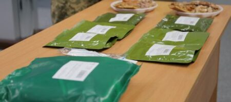 В Минобороны показали, чем теперь будут кормить украинских военных
