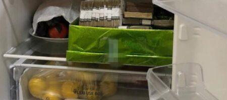 Миллионы в холодильнике: стали известны подробности обыска СБУ у топ-чиновника Укрзализныци