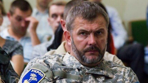 Экс-командиру добробата Юрию Березе разбили нос из-за кражи гусей