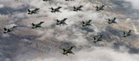 К 2035-му году, Украина собирается закупить эскадрилью американских истребителей