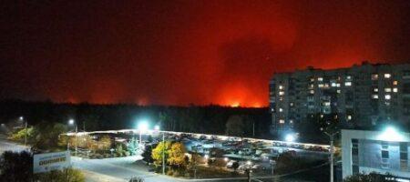 Нардепы заподозрили неладное с пожарами на востоке Украины: в чем подвох