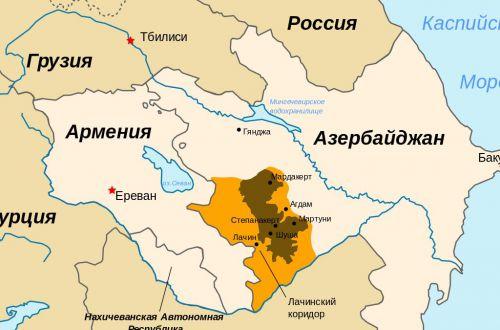 Азербайджану удалось уничтожить командный пункт Армении (ВИДЕО)