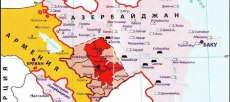 Война в Нагорном Карабахе: из Ирана Армении и Азербайджану прилетело предупреждение
