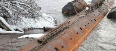 Тающие льды Антарктиды вытолкнули «подводную лодку», но ученые сомневаются (ВИДЕО)
