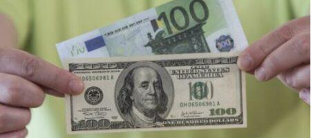 Доллар после выходных напал на гривну