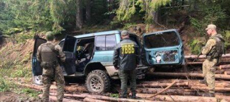 На границе с Румынией обстреляли контрабандистов сигарет