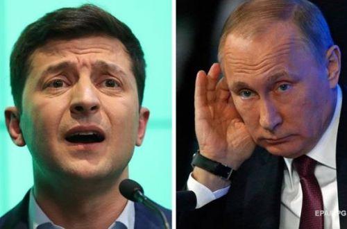 У Путина отреагировали на заявление Зеленского о мире с РФ