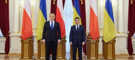 Курс на НАТО: Зеленский и Дуда подвели итоги двусторонней встречи