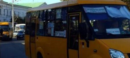 Пассажиры плакали и молились: в Полтаве у маршрутки отказали тормоза на спуске