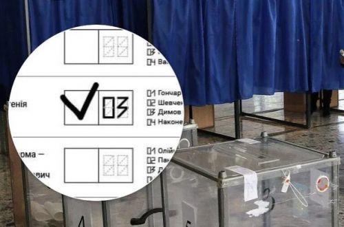Какие бюллетени на выборах-2020 не засчитают (ФОТО)