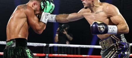Ломаченко сенсационно проиграл Лопесу и потерял все свои титулы