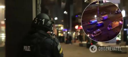 В Вене произошла серия атак со стрельбой и подрывом: есть данные о 7 жертвах (ВИДЕО)