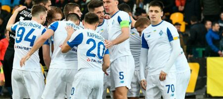 В Динамо вспышка коронавируса, в среду киевляне сыграют с Барселоной