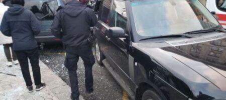 У виновника ДТП на Майдане есть своя версия: Очнулся, когда били по лицу