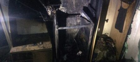 Посреди ночи горело студенческое общежитие: людей эвакуировали