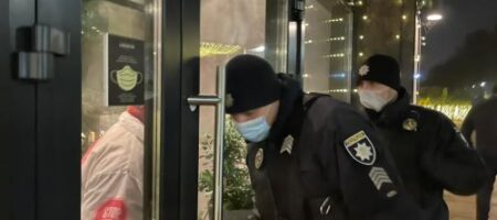 Уложили лицом в пол: в Киеве наказали нарушителей карантина (ВИДЕО)