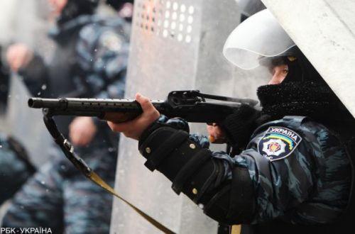 Стало известно сколько людей наказали за преступления против Майдана