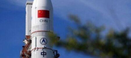 Китай успешно запустил ракету на Луну