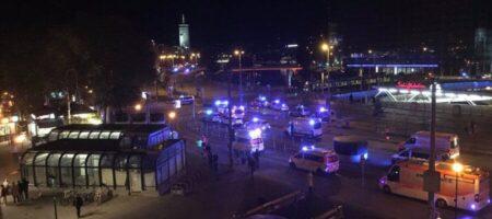 СРОЧНО! Теракт в столице Австрии (ВИДЕО)