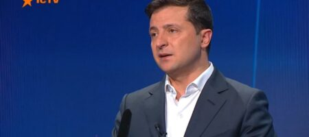 Зеленский выступил с заявлением в эфире «Свобода слова» на ICTV