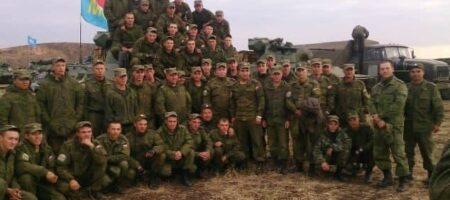 """Российские """"миротворцы"""", улетевшие в Карабах, ранее засветились в Грузии, Крыму и на Донбассе"""