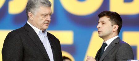 Зеленский рассказал, «когда посадят Порошенко»: у экс-гаранта ответили президенту