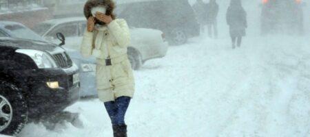 -4 мороза и метели: синоптики дали прогноз на конец года