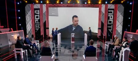 Бутусов поставил Арестовича в неудобное положение вопросом о Зеленском