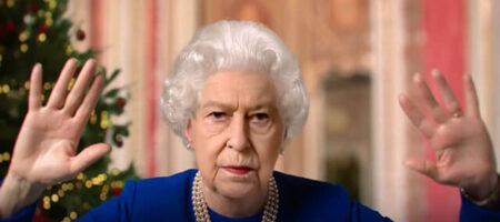 Британцы в ярости от фейкового видео, на котором танцует Елизавета II