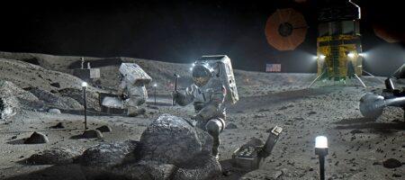 Агентство NASA заинтересовалось колонизацией Луны, первые подробности