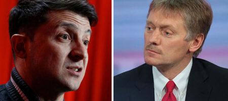 Песков заявил, что Путин обиделся на Зеленского и даже рассказал почему
