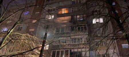 В Николаеве фейерверк поджег две квартиры