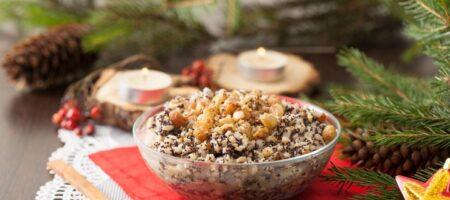 Кутья на Рождество: в Сети появился классический рецепт