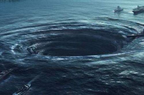 В Бермудском треугольнике пропал корабль, на борту было много людей
