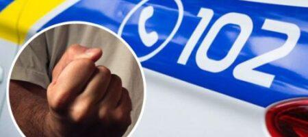 В Кривом Роге избили полицейского, проверявшего соблюдение локдауна