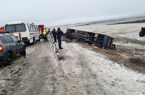 Стало известно о состоянии здоровья украинцев, попавших в ДТП под Ростовом